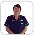 Helen Morris, director of nursing